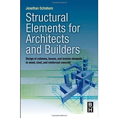 Structural Elements for Architects & Builders, Used Book
