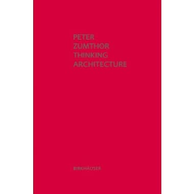 Thinking Architecture, 3rd Edition, New Book (9783034605854)