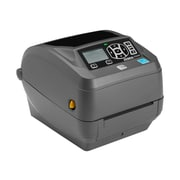 Zebra ZD500 Thermal Transfer Desktop Printer, USB V2.0, Gray