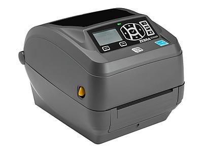 Zebra ZD500 Thermal Transfer Desktop Printer, USB V2.0, Gray