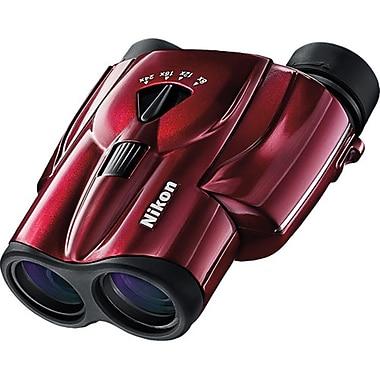 Nikon – Jumelles zoom 8-24x25 Aculon T11, rouge