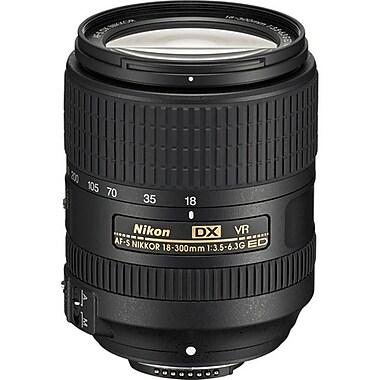 Nikon – Objectif AF-S DX NIKKOR 18-300 mm f/3,5-6,3G ED VR