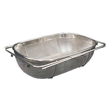 Whitehaus Collection Over-the-Sink Extendable Colander / Strainer