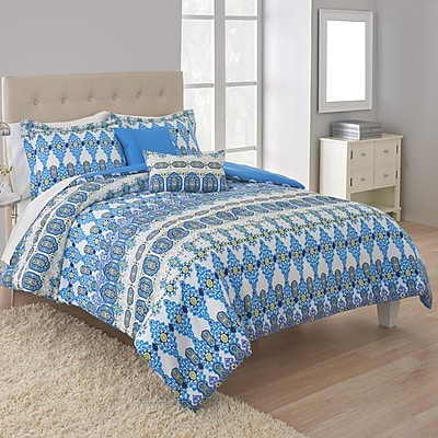 Martex Arabel Comforter Set; Full/Queen