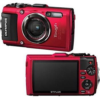 Olympus TG-4 16MP Digital Camera
