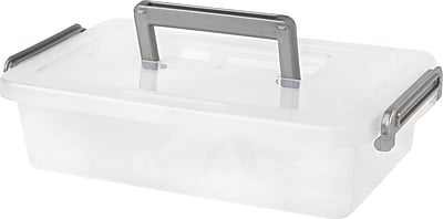 Iris® Modular Latching Box, 2.7 Quart