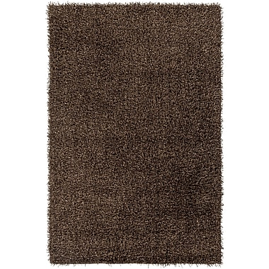 Brayden Studio Mchaney Hand-Tufted Brown Area Rug; 8' x 10'