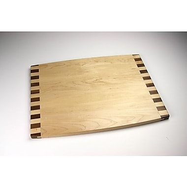 Martins Homewares Keyboard Serve and Cutting Board; 0.75'' H x 14.5'' W x 8'' D