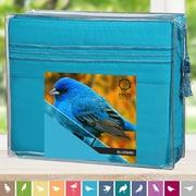Nestl Bedding 1800 Thread Count Bluebird Bed Sheet Set; King