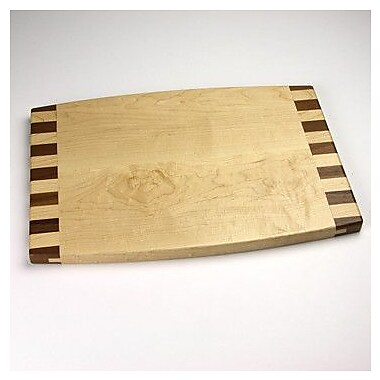 Martins Homewares Keyboard Serve and Cutting Board; 0.75'' H x 14'' W x 10'' D