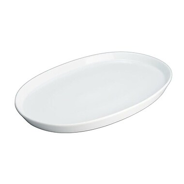 BIA Cordon Bleu Lido Oval Platter; 1.5'' H x 21'' W x 14'' D