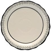 Thompson and Elm Colors Charger/Platter; White