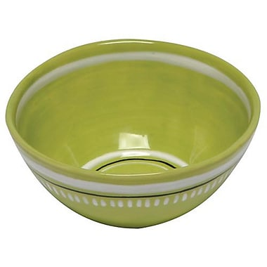 Thompson and Elm Colors Whatever Bowl (Set of 2); Green