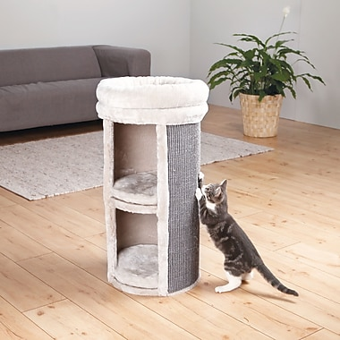 Trixie Mexia 2 Story Cat Tower Scratching Post