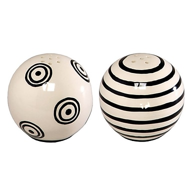 Thompson and Elm Mix and Match Salt and Pepper Shaker Set