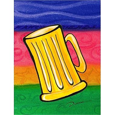 Caroline's Treasures Beer House Vertical Flag