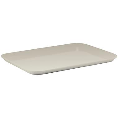 Winco Fiberglass Tray; White