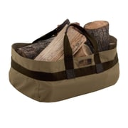 Classic Accessories Hickory Heavy-Duty Jumbo Log Carrier