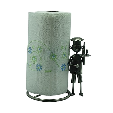 Three Star Paper Towel Holder