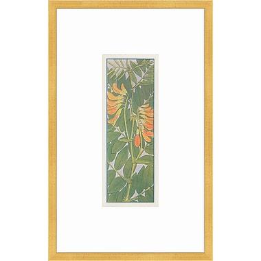 Melissa Van Hise Alpine Flora VIII Framed Graphic Art