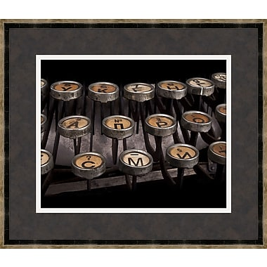Melissa Van Hise Type I Framed Photographic Print