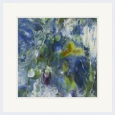 Melissa Van Hise Because the Night III by Diane Lamonica Framed Painting Print
