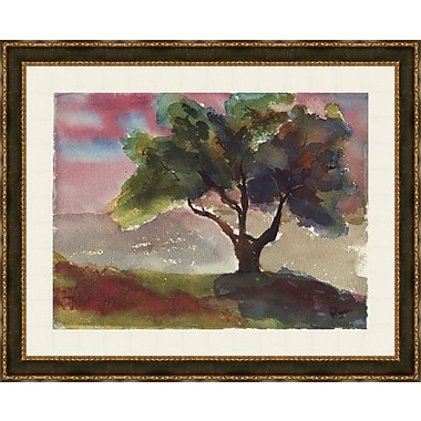 Melissa Van Hise Rosy Sunset by Pat Ryan Framed Painting Print