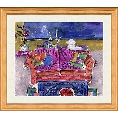 Melissa Van Hise Rocky I by Pat Ryan Framed Painting
