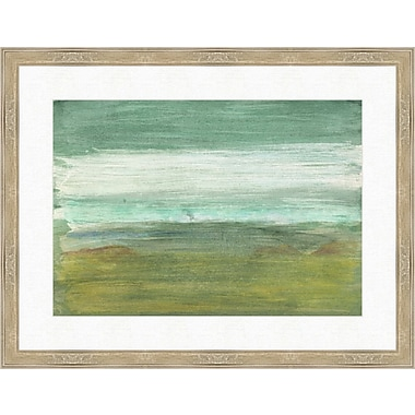 Melissa Van Hise Tomorrow's Rain by Pat Ryan Framed Painting Print