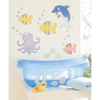 Fun To See Undersea Adventure Nursery and Bedroom Wall Decal