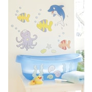 Fun To See Undersea Adventure Nursery and Bedroom Wall Decal