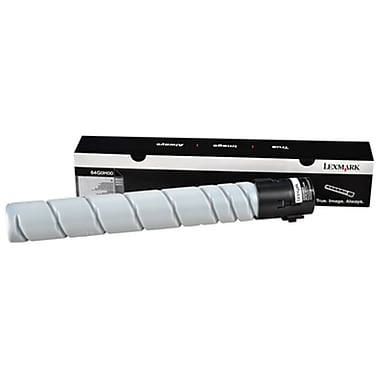 Lexmark MX910 Black Toner Cartridge (64G0H00)