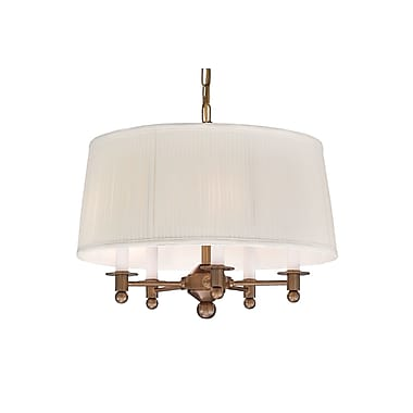 Remington Lamp 5-Light Drum Pendant
