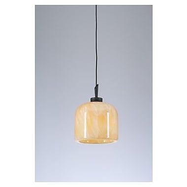 PLC Lighting Cuttle 1-Light Mini Pendant