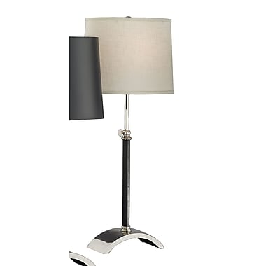 Remington Lamp 31'' Table Lamp; Brussels Cream Linen