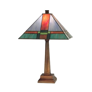 Dale Tiffany Tranquility Mission 20.5'' Table Lamp
