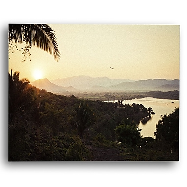 KindredSolCollective 'Vista' by Ed Fladung Photographic Print on Wrapped Canvas; 36'' H x 48'' W
