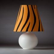 Ziqi Home Vivid Zaida 18'' Table Lamp; Safari