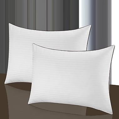 Chic Home Gel Fiber Standard Pillow (Set of 2)
