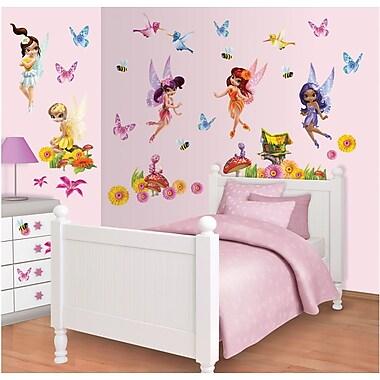 WallPops! Magical Fairies Wall Decal