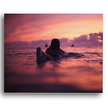 KindredSolCollective 'The Wait' by Ed Fladung Photographic Print on Wrapped Canvas; 36'' H x 48'' W
