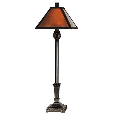Dale Tiffany Buffet Mica 31.25'' Table Lamp