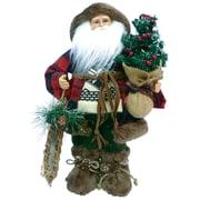 Santa's Workshop 16'' Woodsman w/ Canoe