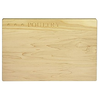Martins Homewares Healthy Living Poultry Deluxe Cutting Board