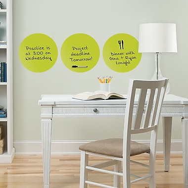 WallPops! WallPops Samara Whiteboard Wall Decal (Set of 3)