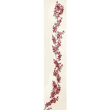 Worth Imports Weatherproof Berry Garland