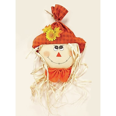 Worth Imports Hanging Scarecrow Face Wall Decor