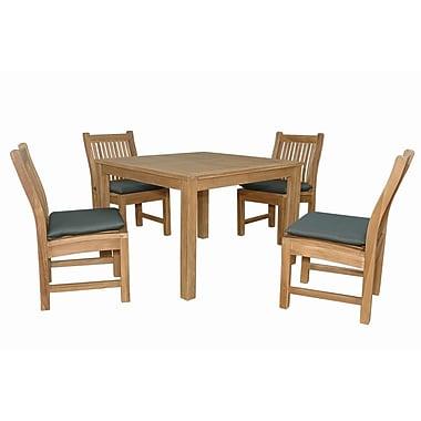 Anderson Teak Chatsworth 5 Piece Dining Set