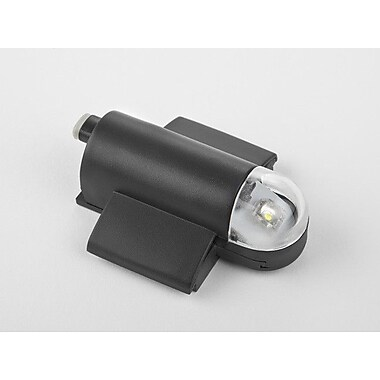 Laurey LED Under Cabinet Puck Light; Black
