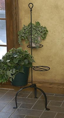 J & J Wire Etagere Plant Stand Holder